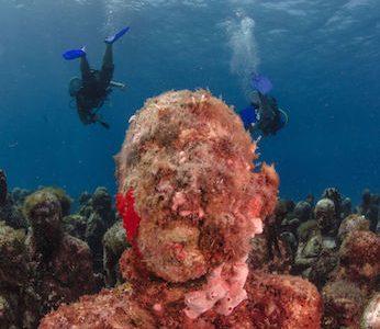 1 Tank Dive Underwater Museum