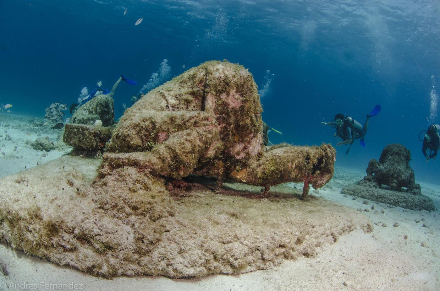 Isla Mujeres Scuba Diving MUSA Squalo Adventures-18