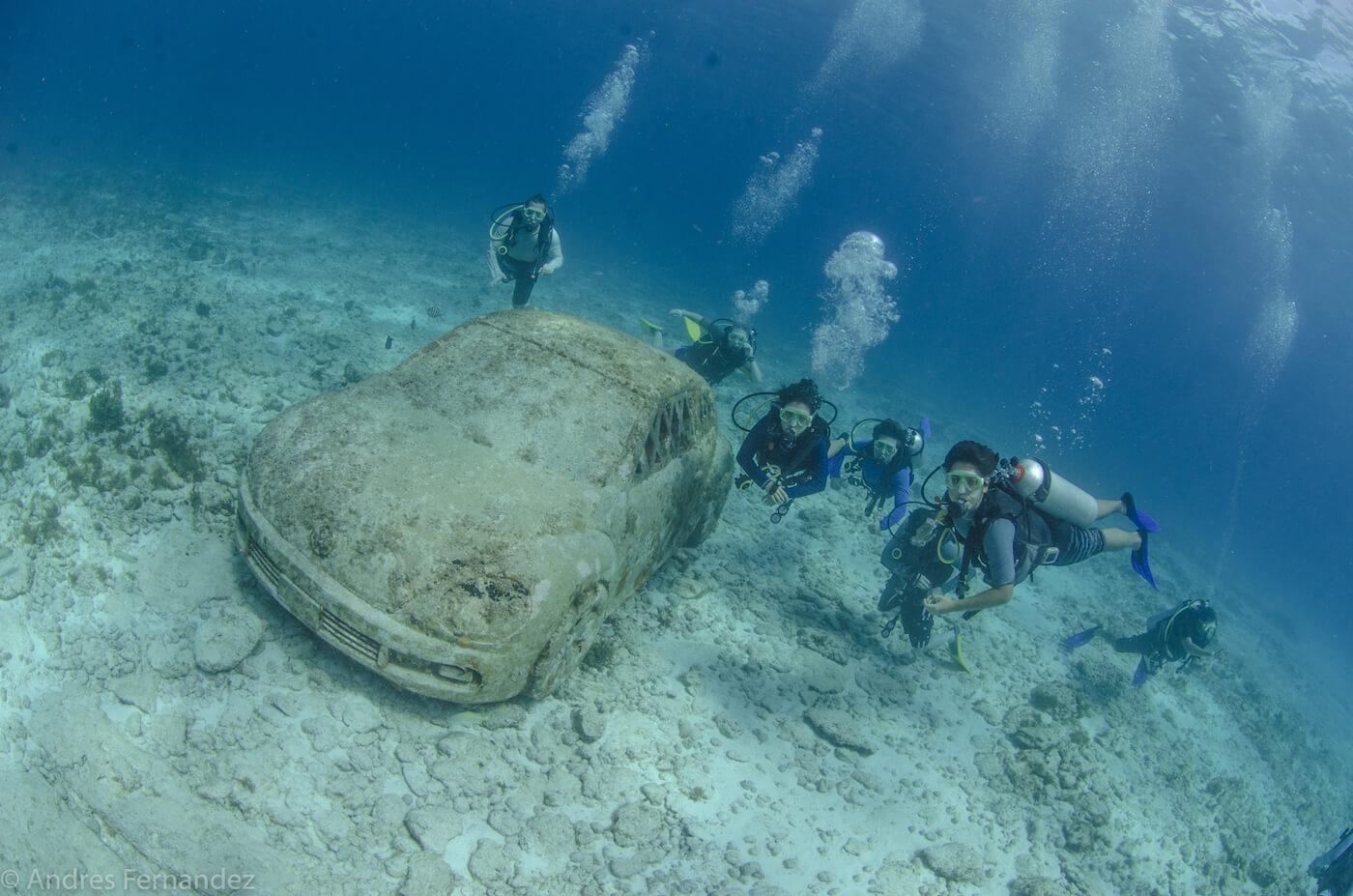 Isla Mujeres Scuba Diving MUSA Squalo Adventures-3