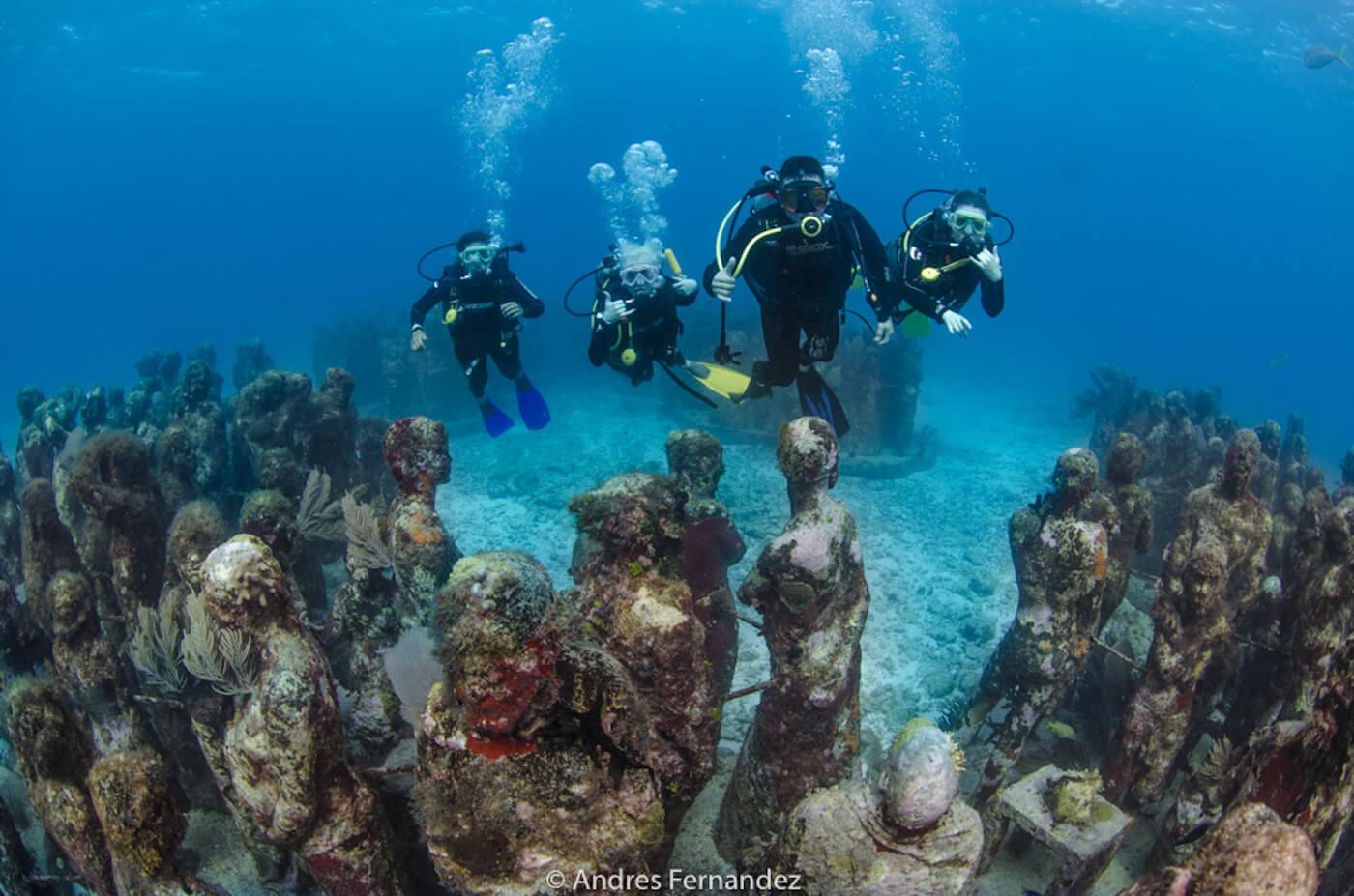 Isla Mujeres Scuba Diving Squalo Adventures-14