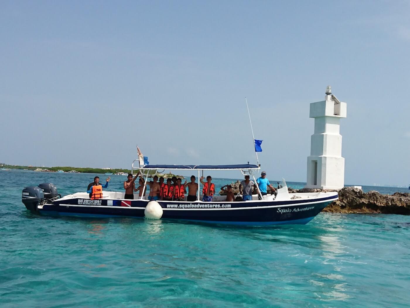 Isla Mujeres Scuba Diving Squalo Adventures-3