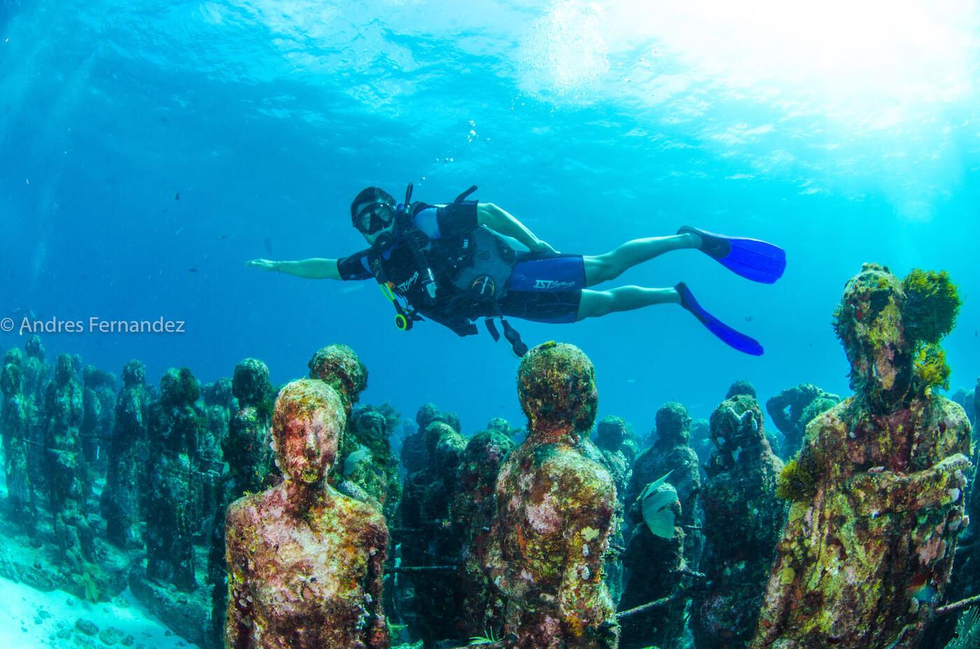 Isla Mujeres Scuba Diving Squalo Adventures-7