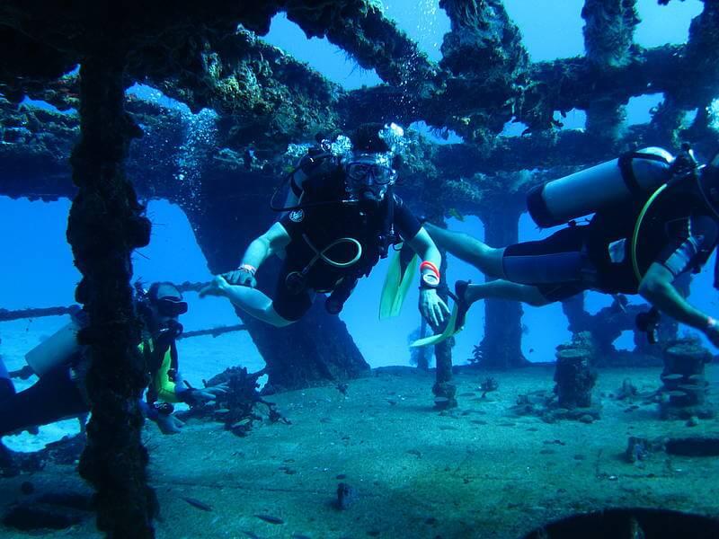 Isla Mujeres Shipwreck Scuba Diving Squalo Adventures-2