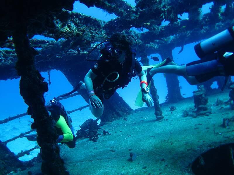 Isla Mujeres Shipwreck Scuba Diving Squalo Adventures-3