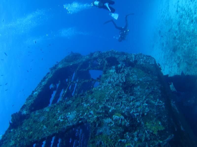 Isla Mujeres Shipwreck Scuba Diving Squalo Adventures-6