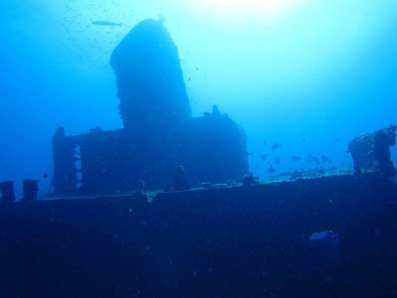 Isla Mujeres Shipwreck Scuba Diving Squalo Adventures-8