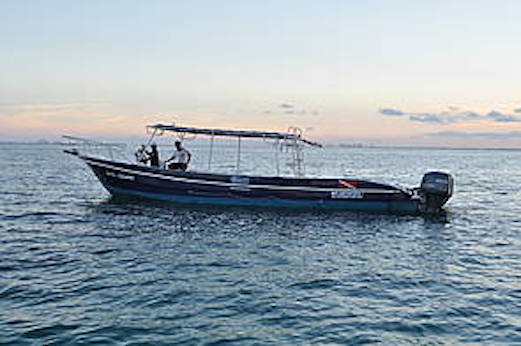 Isla Mujeres Sunset Snorkel Tour Squalo Adventures-1