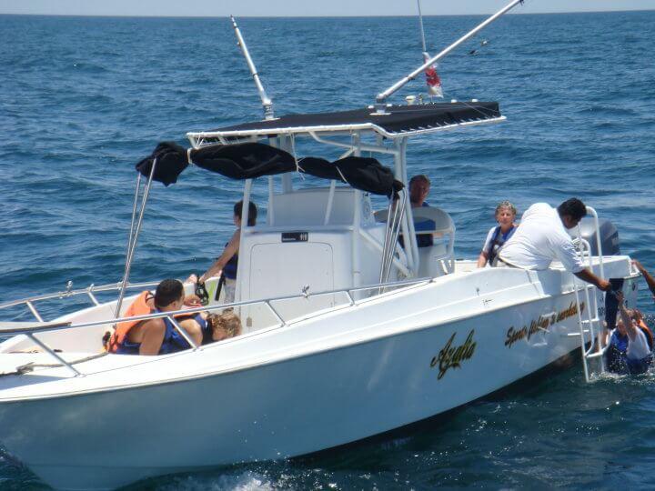 Isla Mujeres Whale Shark Tours Squalo Adventures-9