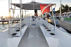 Squalo Adventures Isla Mujeres Dive Shop Boats-2