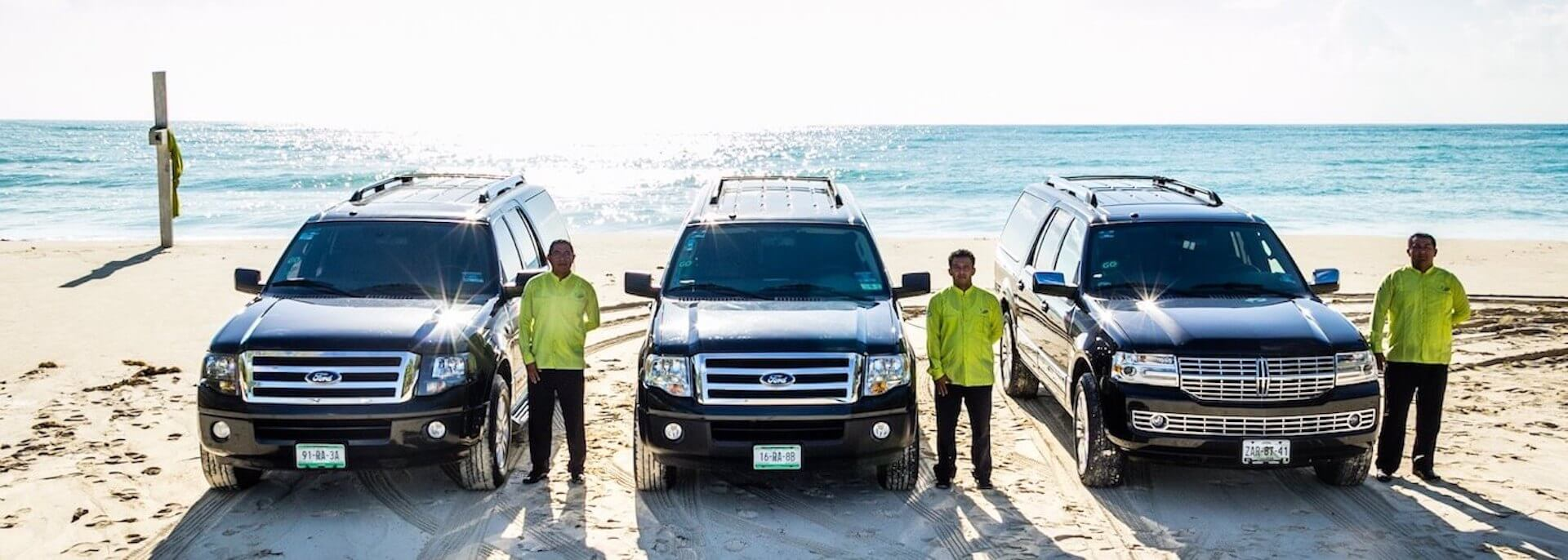 "<h2 style=""color: #fff""><strong>Luxury Riviera Maya Transportation</strong></h2>"